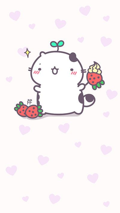Hd Kawaii Wallpapers Cute Backgrounds Images A New Wallpapers App With Beautiful Pictu Papel De Parede Kawaii Wallpapers Bonitos Papel De Parede De Melancia
