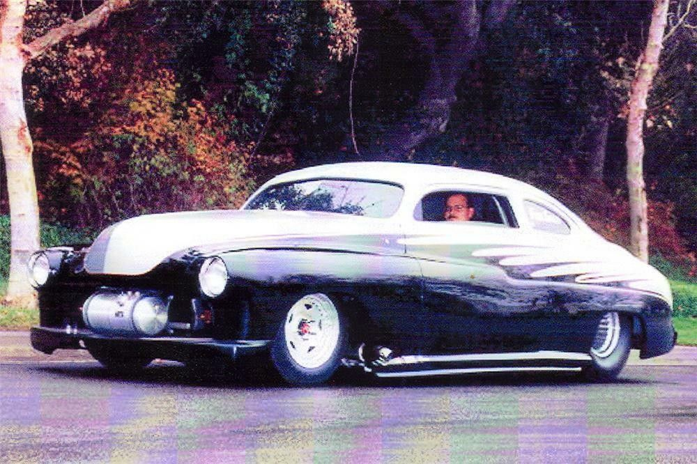 1949 MERCURY Pro Street【2020】