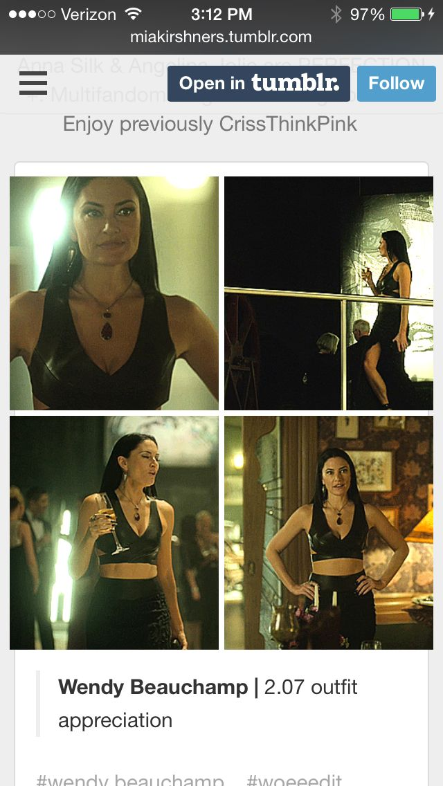 Wendy Witches Of East End Season 2 Episode 7 Outfit Appreciation