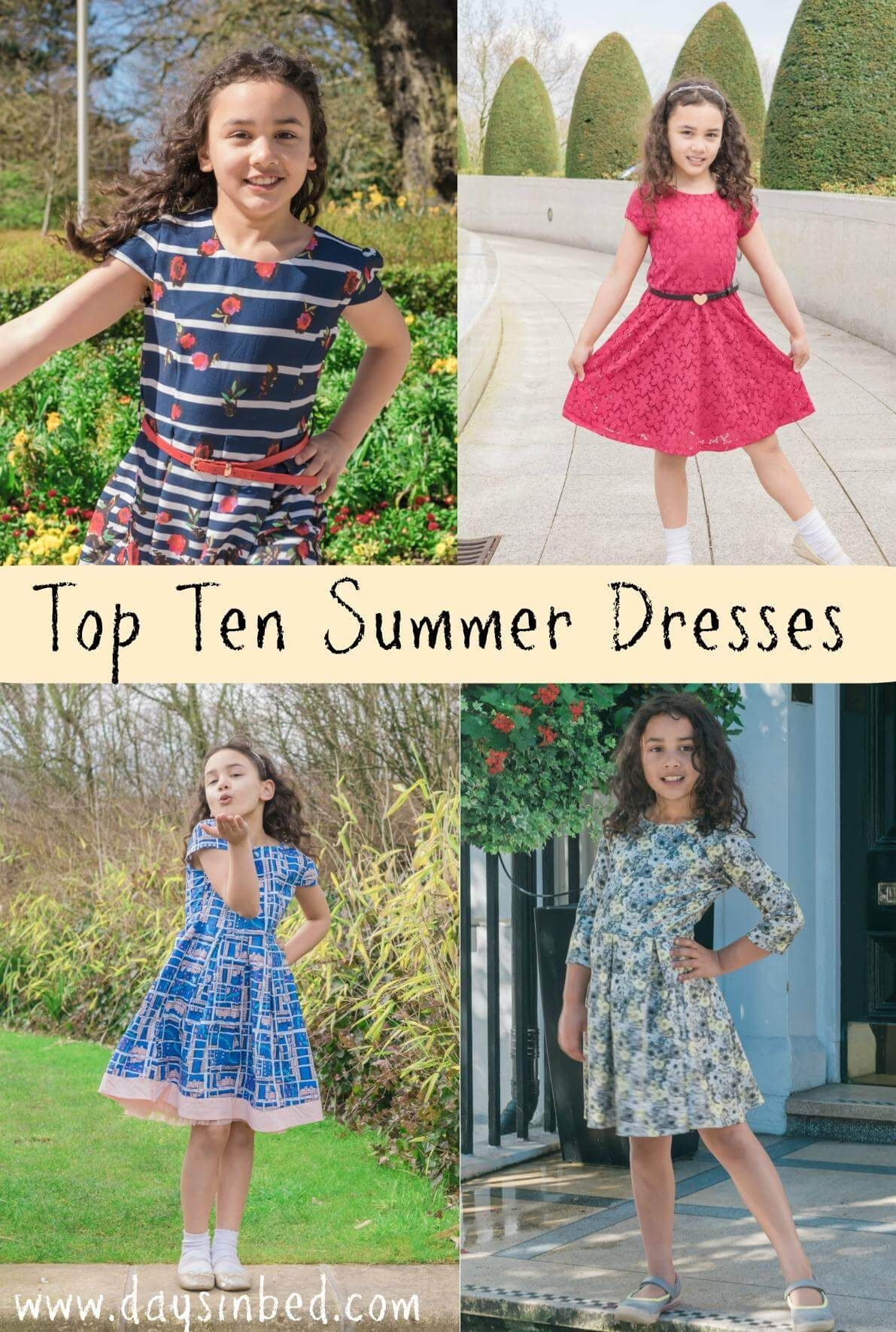 f3d71ce13c0 Girls Summer Dress Kids Fashion Ideas on The Inspiration Edit Yumi Dress