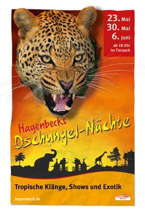 Nächte hagenbeck romantik Tierpark Hagenbeck