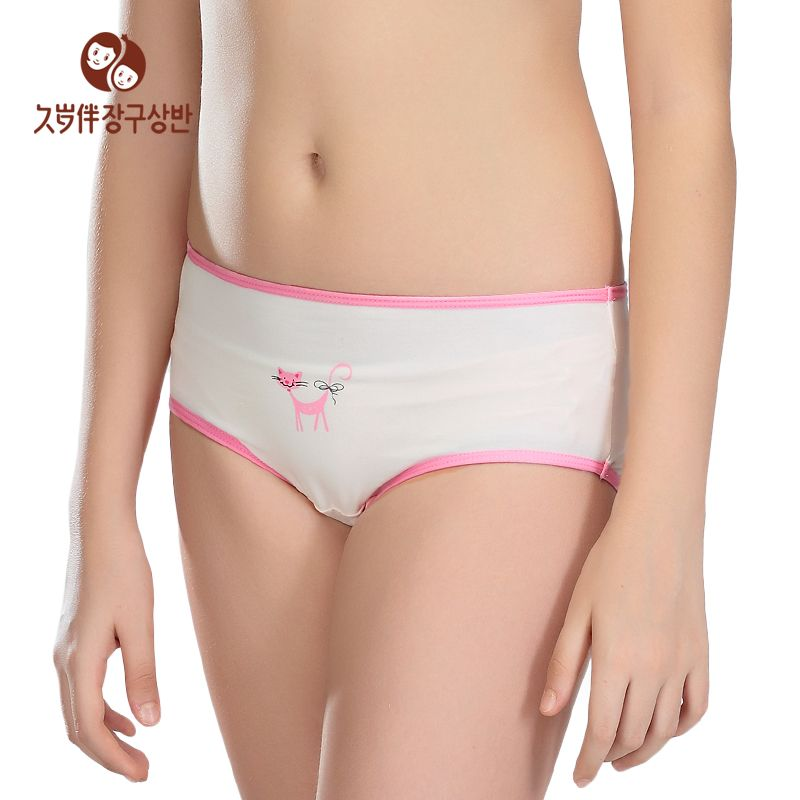 Summer Style Female Underwear Shorts Girls Kids Clothes Girl Panties Underpants Inner Pants Factory Direct Clothing A Piece