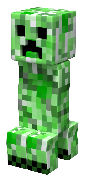 Holy Creeper By Elesis Knight On Deviantart Minecraft Creeper Minecraft Minecraft Party Food