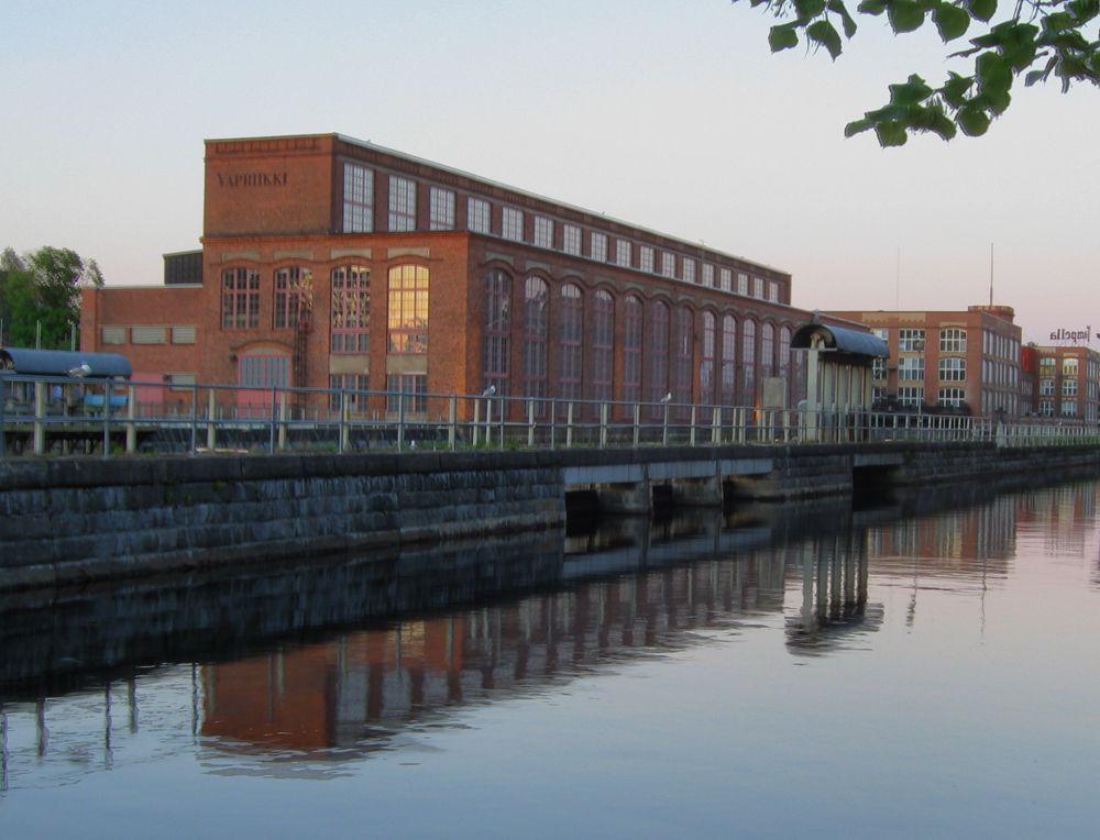 Vapriikki-museokeskus todistaa upealla tavalla sen, että Tampereen retkikohteet eivät rajoitu ainoastaan Särkänniemen huvipuistoon