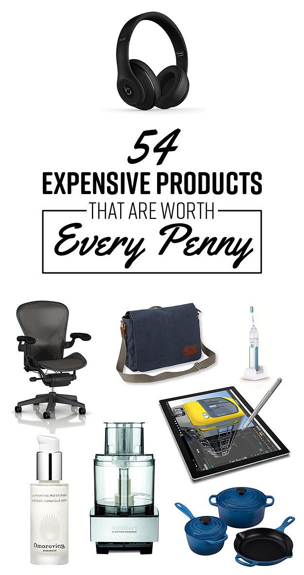 54 Expensive Products That Are 100% Worth Purchasing