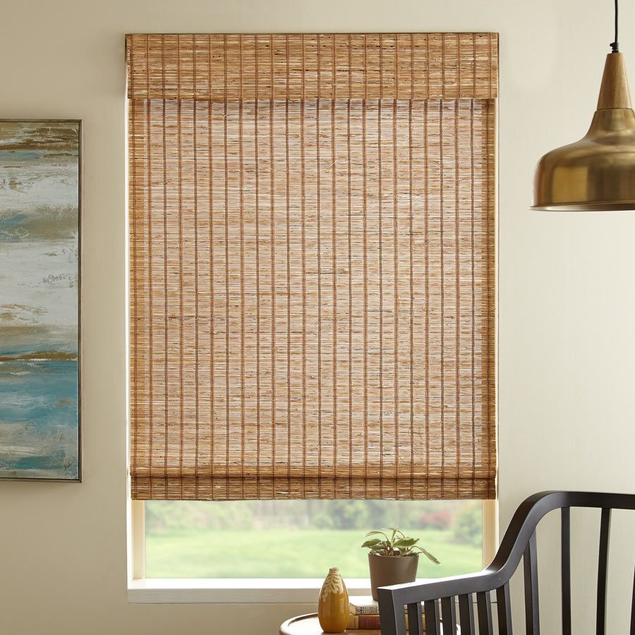 Premier Woven Wood Shades With Images Woven Wood Shades