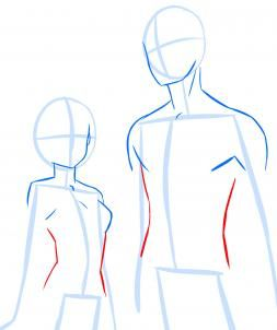 How To Draw Anime Anatomy By Puzzlepieces Drawing Tips Anime Drawings Cool Drawings
