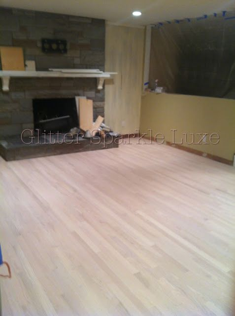 White Wash Stain And Pickled Wood Floors White Wash Oak Floor