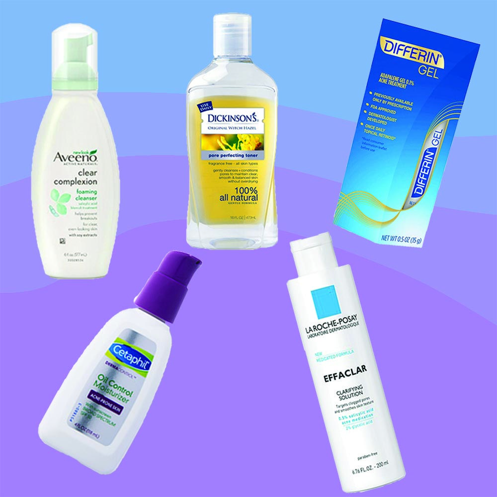 The Best Drugstore Acne Products, According to