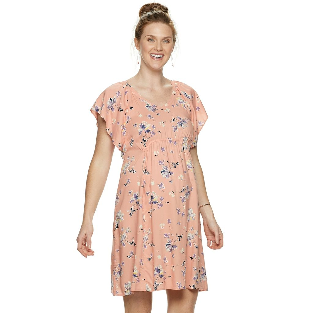 ad247ae4c75 Petite SONOMA Goods for Life Pintuck Dress