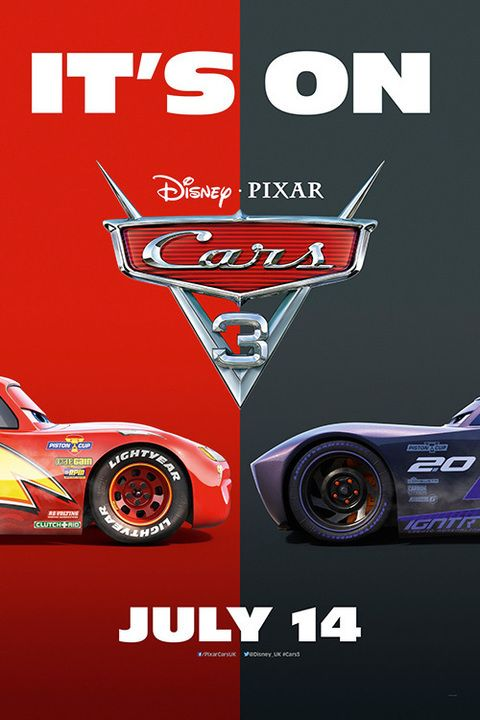 Cars 3 I M A Geek Movies Cars Movie Posters