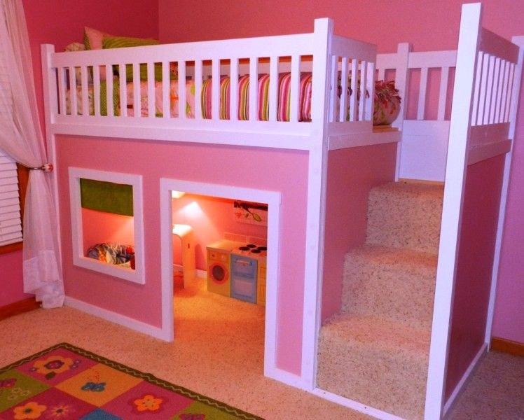 How To Choose Bunk Beds for Girls - http://goodhomeids.net/how-to-choose-bunk-beds-for-girls/