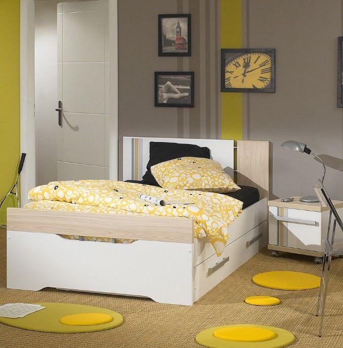 Chambre Jaune Pour Bebe - Rellik.us - rellik.us
