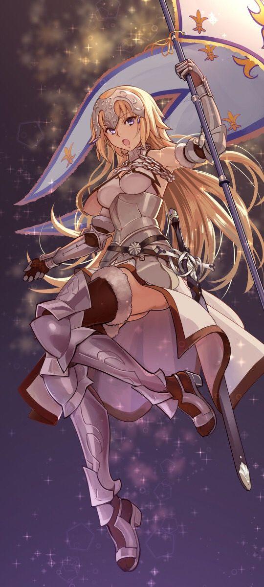 Jeanne d'Arc Anime, Desenhos aleatórios, Desenhos