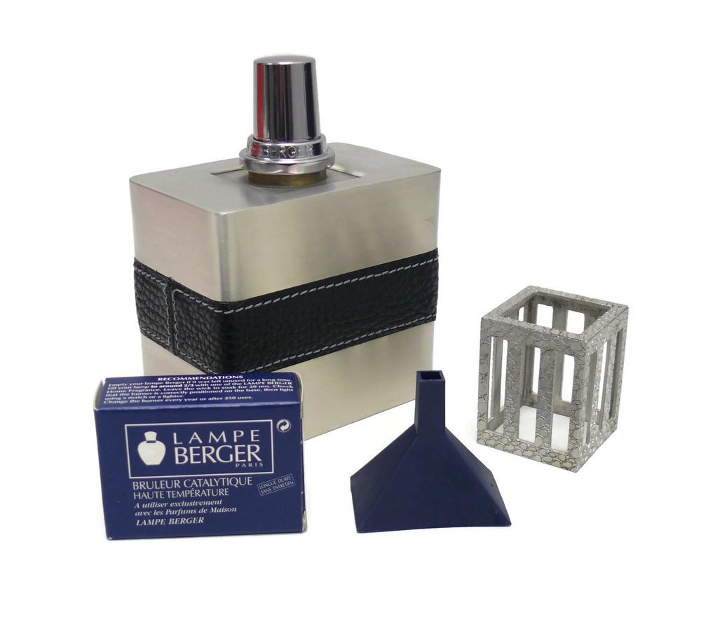 Retired Discontinued Signature Lampe Berger Fragrance Lamp Erwan 5665 Lampeberger Fragrance Home Fragrances Perfume Bottles