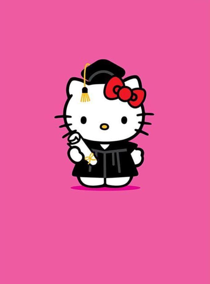 Hello Kitty Graduation Hello Kitty Backgrounds Hello Kitty Pictures Hello Kitty Wallpaper