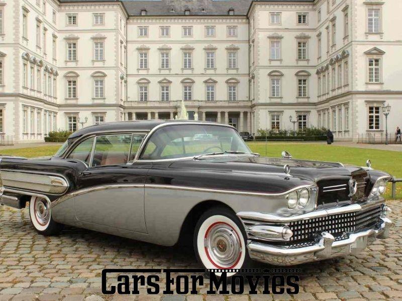 buick special 40 usa 1958 carsformovies filmfahrzeuge. Black Bedroom Furniture Sets. Home Design Ideas