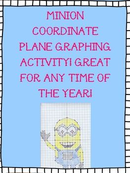 how to make a coordinate plane in word