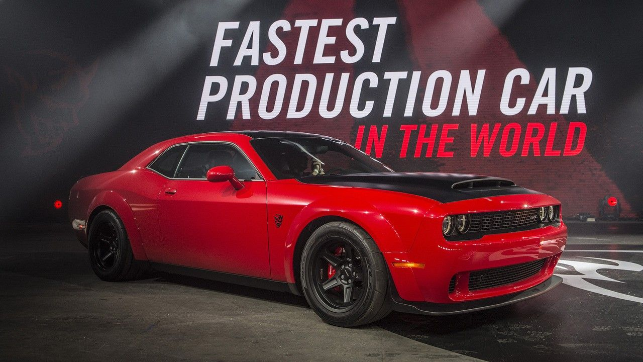 2018 dodge challenger srt demon wallpaper - 2018 wallpapers hd
