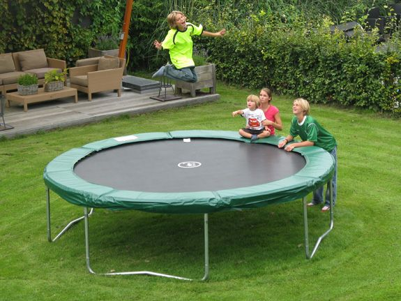 Trampolin Apesa Super Emperator O 366 Cm Info Http Apesa Ch Index Php Id 828 Trampoline Outdoor Furniture Kids Playground