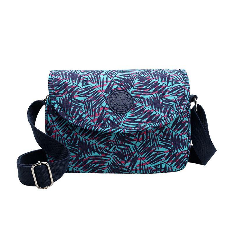 2017 Women messenger bags women s nylon bag shoulder bag ladies bolsa  feminina small light color monkey 345150c87f