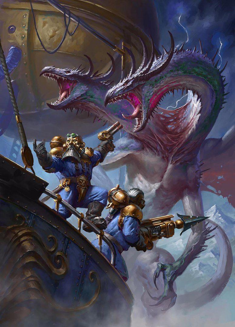 http://wellofeternitypl.blogspot.com Age of Sigmar Artwork | #artwork #art #aos #warhammer #ageofsigmar #sigmar #arts #artworks #gw #gamesworkshop #wellofeternity #wargaming