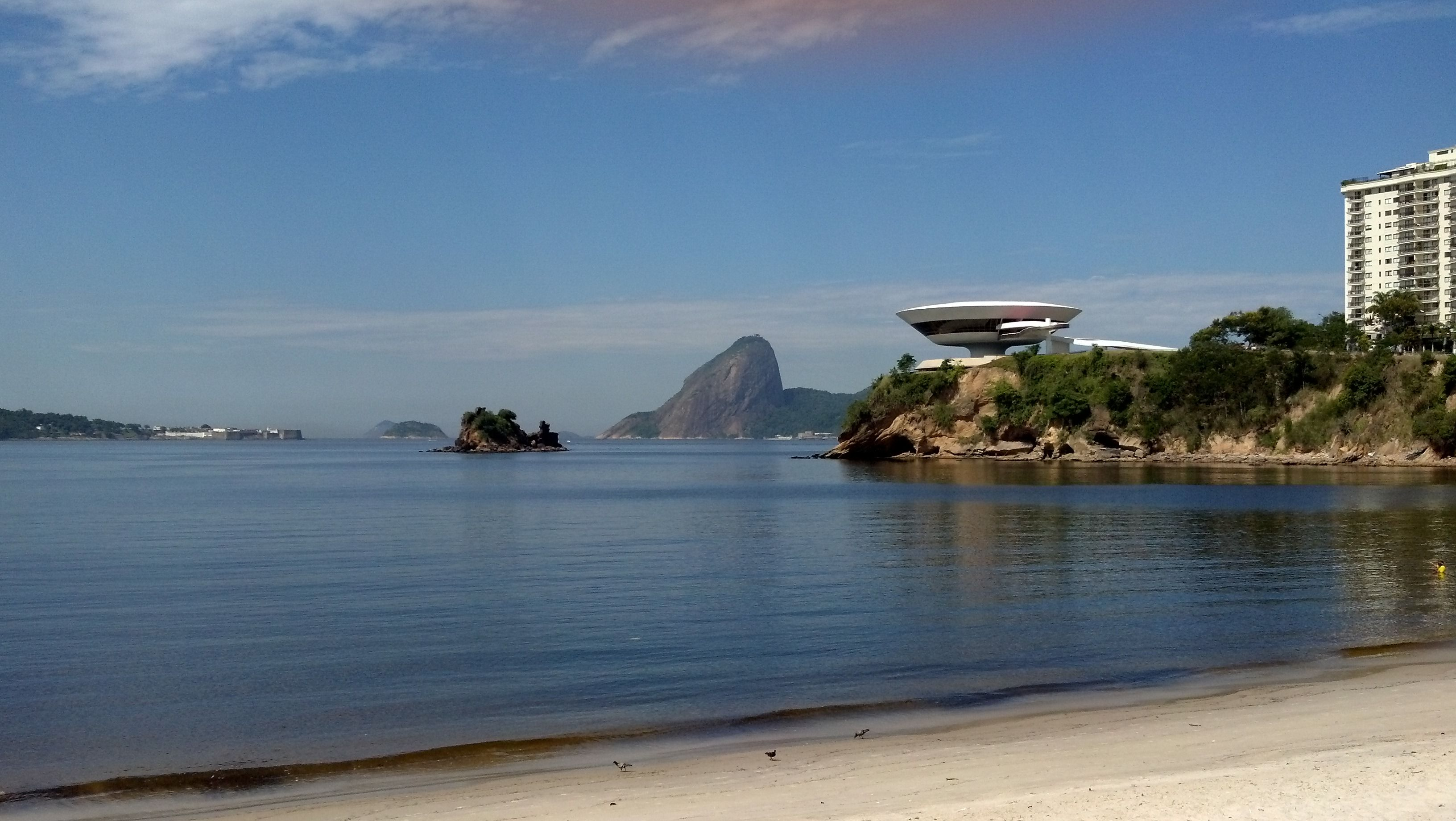 Praia de Icaraí-Niterói-RJ
