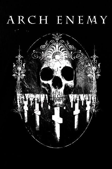 Arch Enemy En 2019 Musica Metal Bandas De Metal Y Bandas