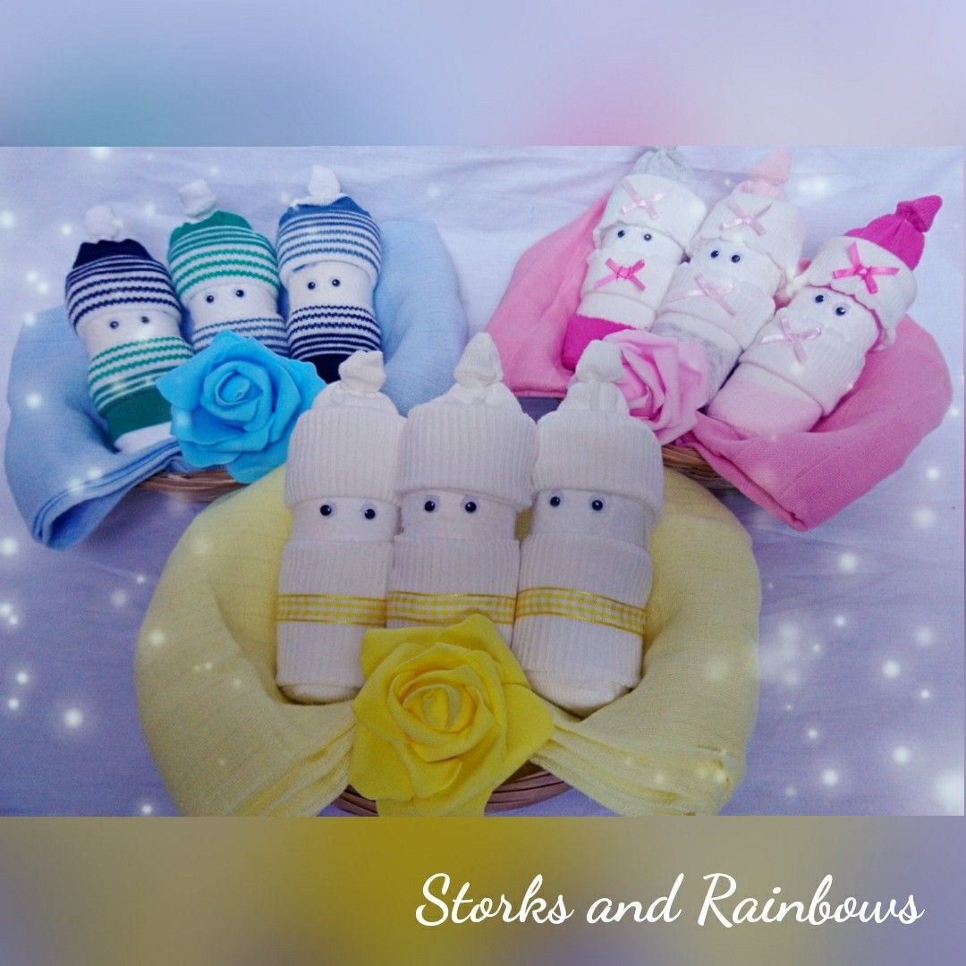 Pin by Storks and Rainbows on Gift hampers | Gift hampers ...