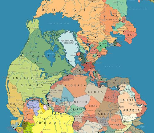 Pangea vs now Teaching High School Social Studies Pinterest - new world map blank with countries border