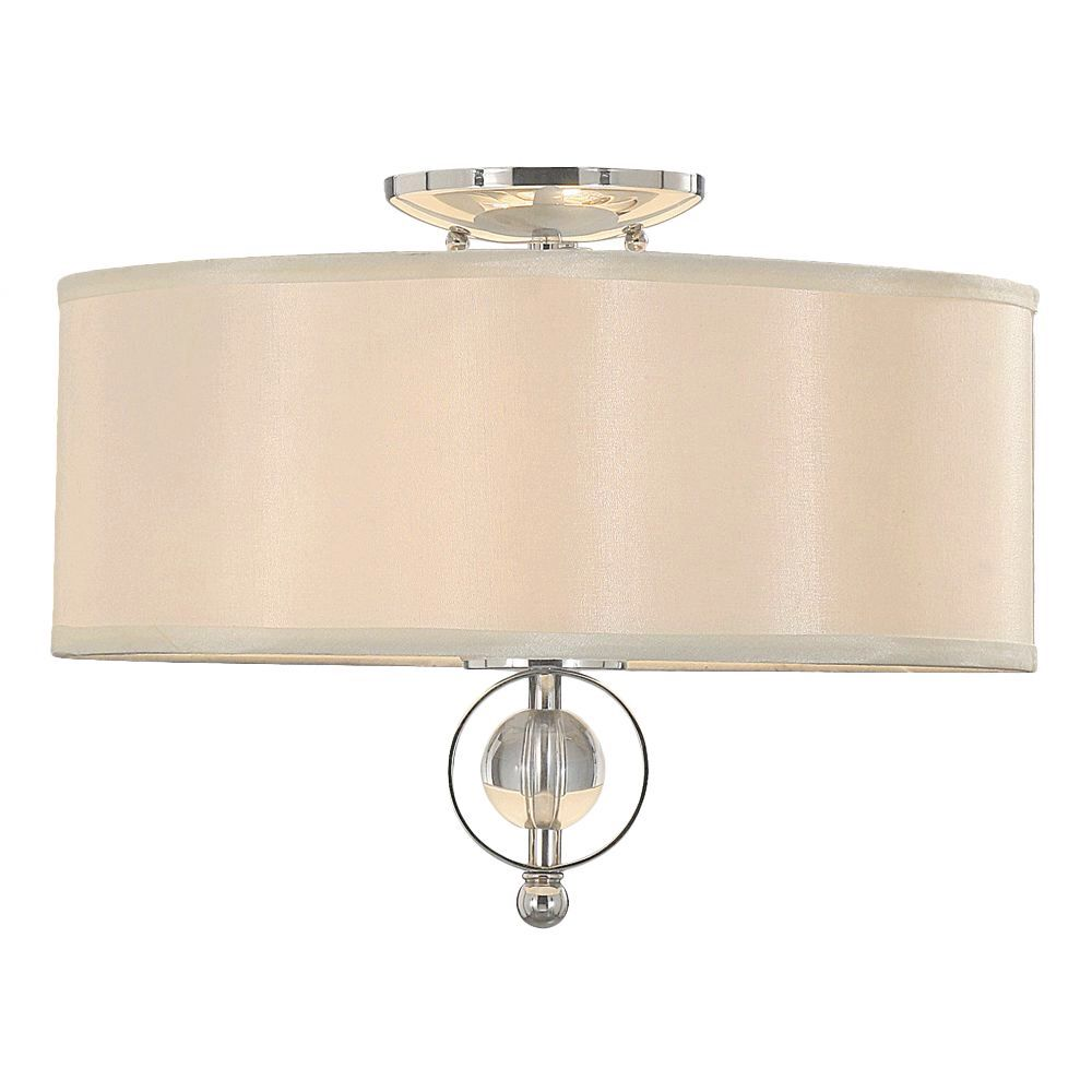 Cecily 2 Light Flush Mount