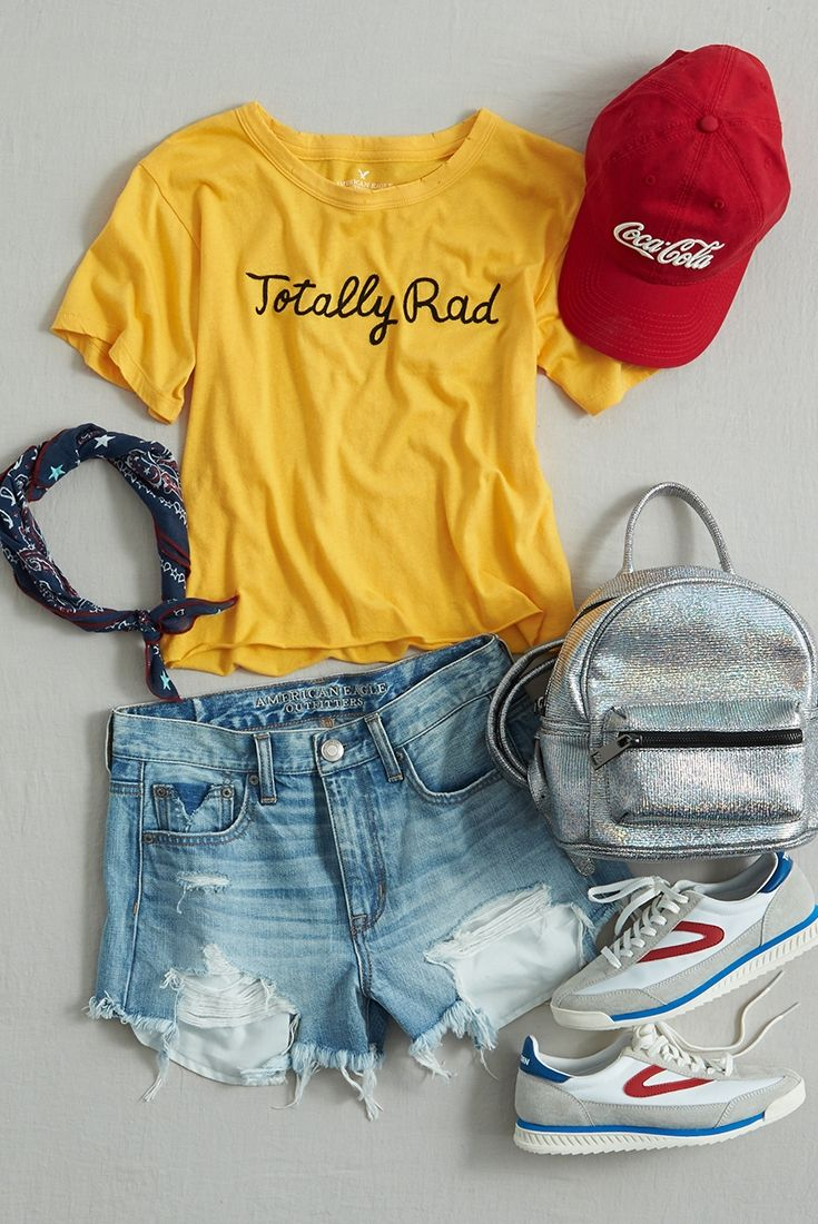 94da0ce73671 Set your sights on summer. | clothes in 2019 | Yellow clothes ...