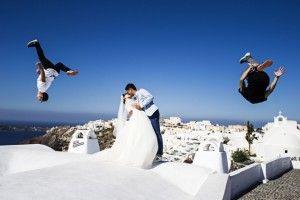 Red Bull Art of Motion στη Σαντορίνη: Μια πρόγευση από το υπερθέαμα του Σαββάτου
