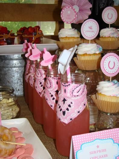 Cowgirl Themed Baby Shower #timelesstreasure