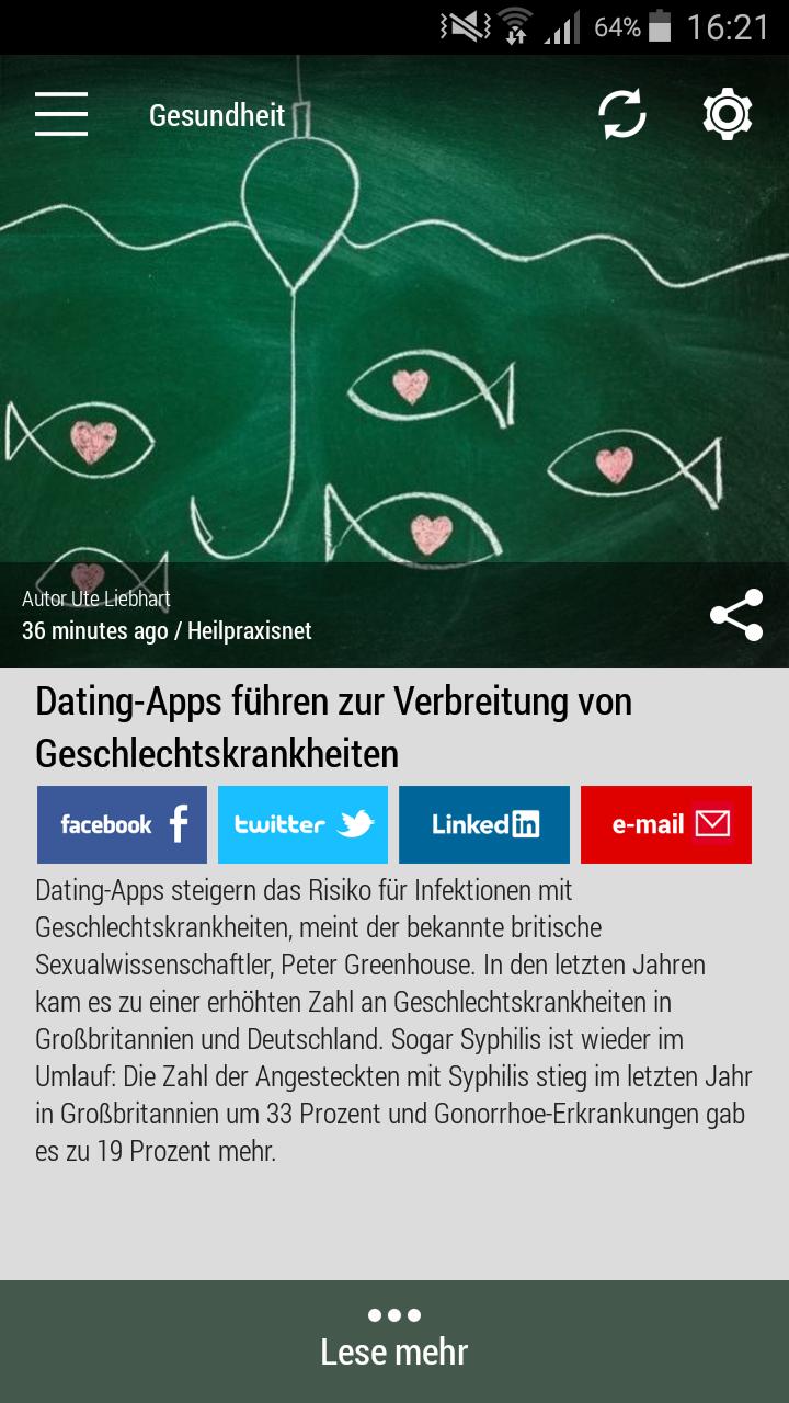 Beste neue kostenlose Dating-Apps