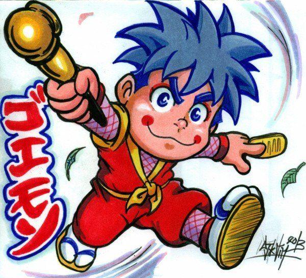 The side of Ganbare Goemon you never knew about | Konami Games News Blog  http://konami-news.com/entries/japanese-games/the-side-of-ganbare-goemon-you-never-knew-about