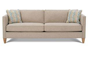 Astounding Rowe Mitchell Sleeper Sofa Intaglia Furniture Atlanta Customarchery Wood Chair Design Ideas Customarcherynet