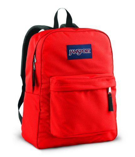 Jansport Red Backpack – TrendBackpack