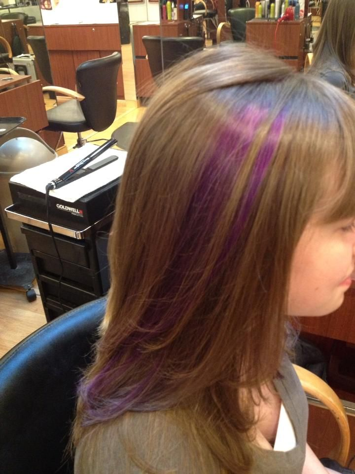 streaks kids hair suzanne