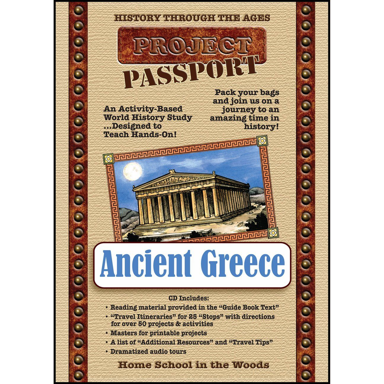 Project Passport Ancient Greece
