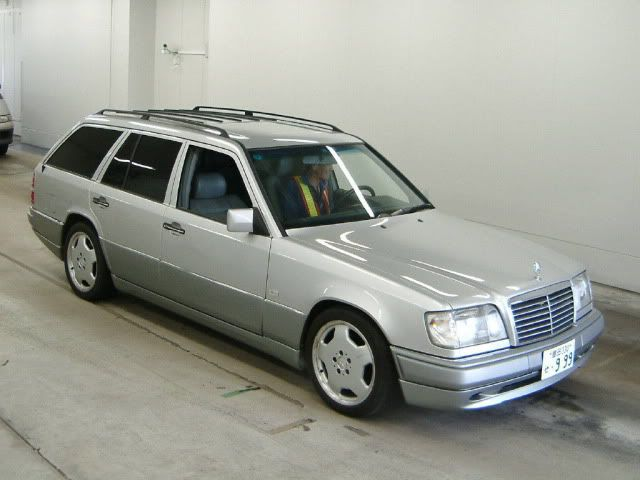 W124 Wagon Amg With Images Classic Mercedes Mercedes Benz