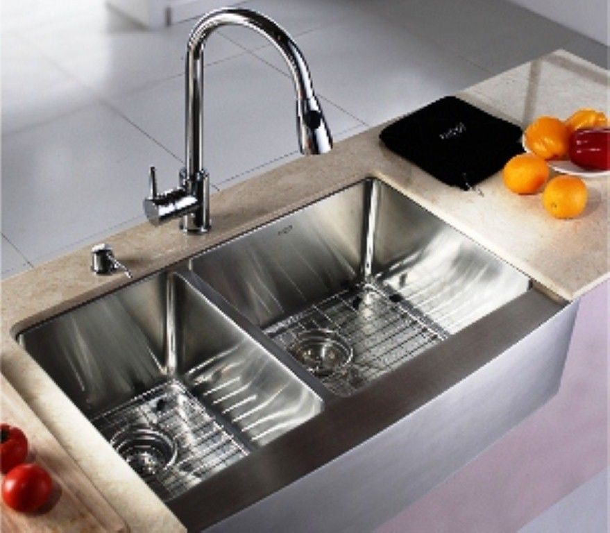 Undermount Stainless Steel Kitchen Sinks | Kitchen Designs ...