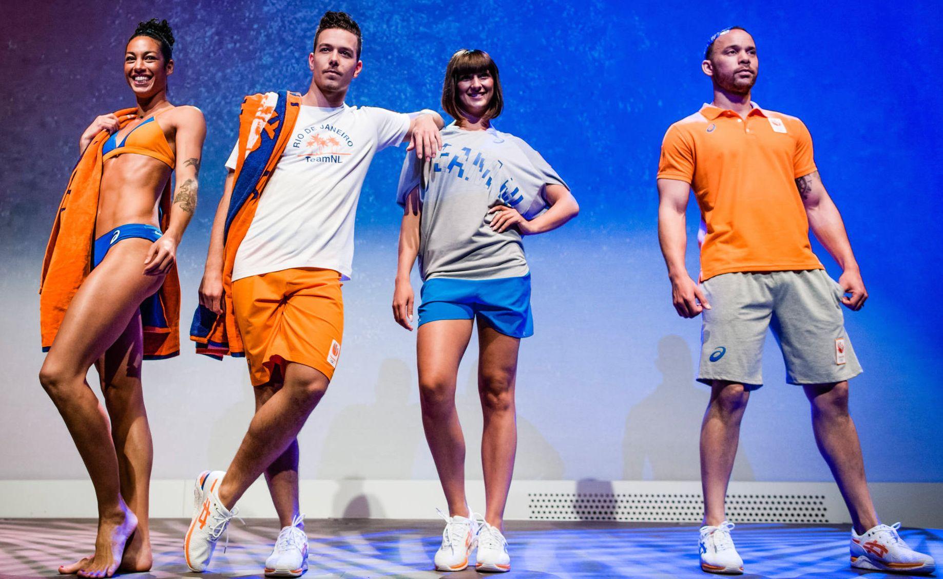 asics nederlands team kleding kopen