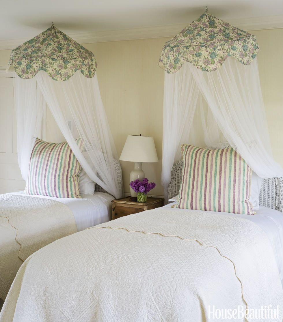Guest Bedroom Decor Ideas Gorgeous Inside Jackie Kennedy's Charming Cape Cod Vacation Spot  House Inspiration Design