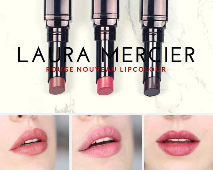 Laura Mercier Rouge Nouveau Weightless Lipcolour