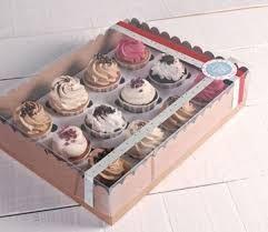 cajas para cupcakes - Buscar con Google