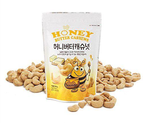 1個 ハニーバターカシュー韓国E-マートナッツ180グラム X 1 Honey Butter Cashews [海外直発送] E-Mart http://www.amazon.co.jp/dp/B00WOFRBVA/ref=cm_sw_r_pi_dp_Jx5ovb1299BR9