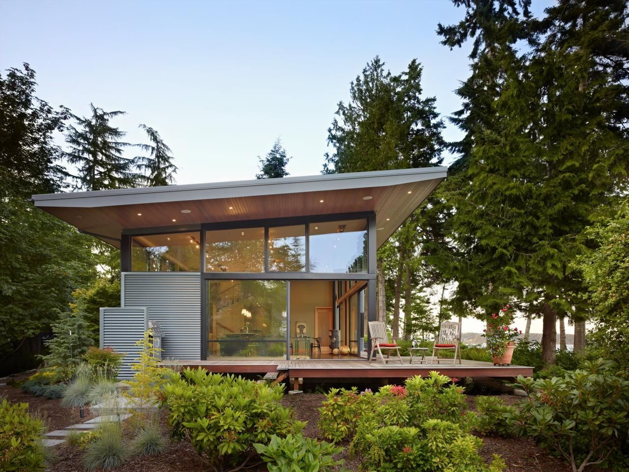 comely platinum home designs. Port Ludlow Residence Perfect Glass Home Design Ideas by Finne Architects This contemporary home exterior features corrugated metal panels