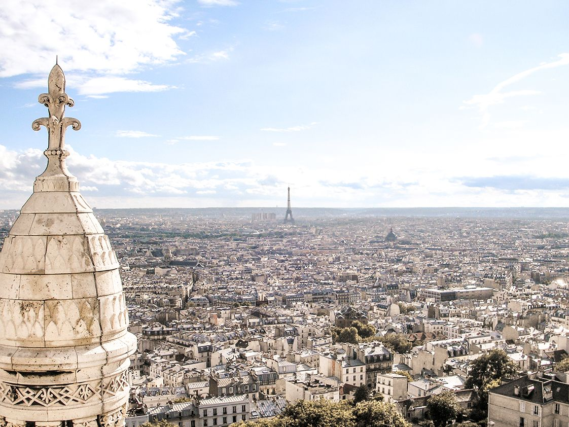 25 things you must do when in Paris