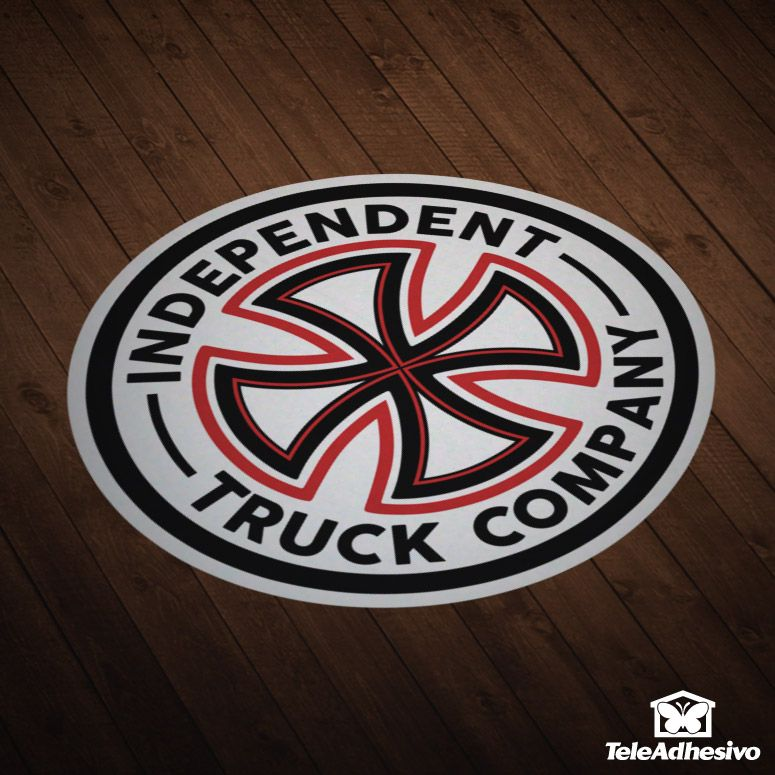 Adesivi per Auto e Moto Independent Truk Company 7